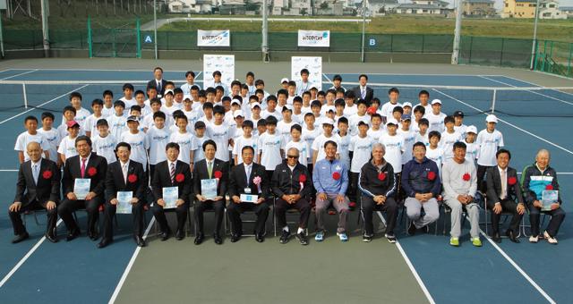 2016年の日本予選会開会式