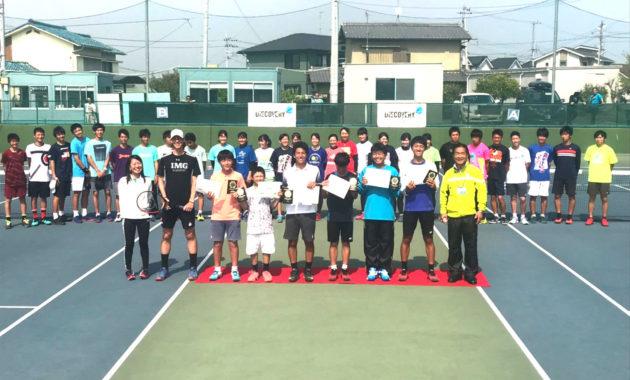 IMGディスカバリーオープン2019日本予選大会男子の部